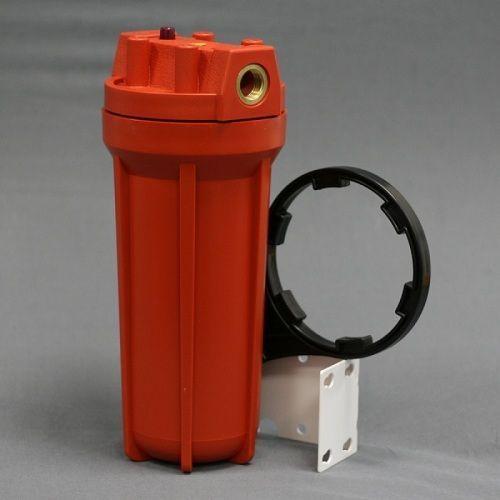 Магистральный фильтр для горячей воды в квартиру